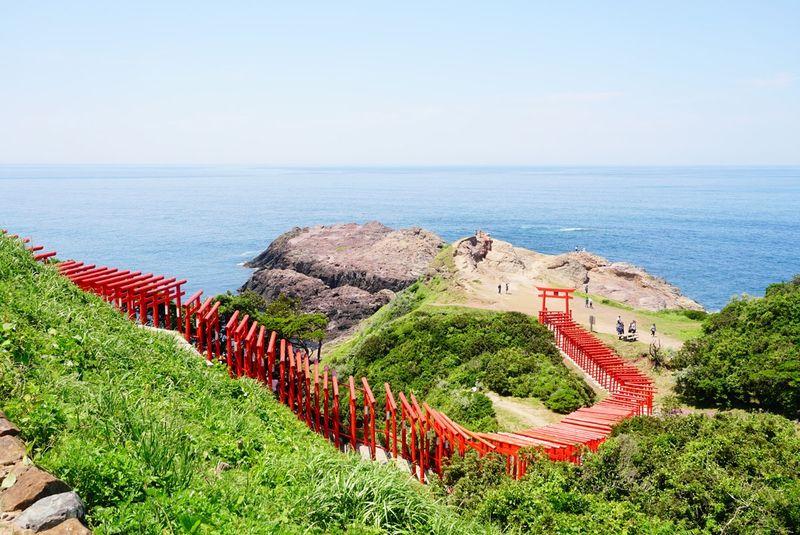 นางาโตะ เมืองแห่งศาลเจ้าศักดิ์สิทธิ์และวิวท้องทะเลอันงดงาม