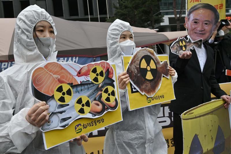 รัฐมนตรีญี่ปุ่นรับฟังความเห็นจากผู้ว่าการจังหวัดฟูกูชิมะ และผู้ประกอบการโรงไฟฟ้าพลังนิวเคลียร์ฟูกูชิมะ ไดอิจิ